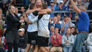 Partuur Bergsma wint PC 2019, Wassenaar koning