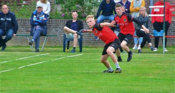 Drie kaatsers zeker van finale Juniorencompetitie